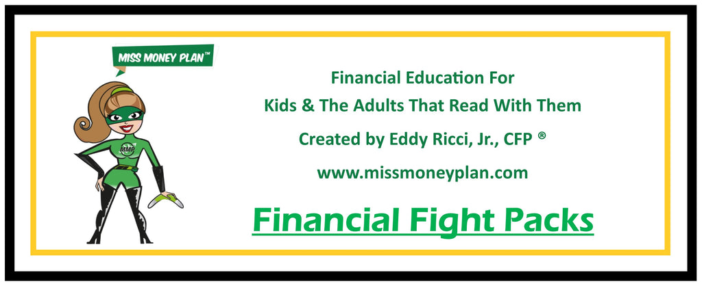 Stag Pack is happy to announce a content partnership with The Growth Game, LLC and Eddy Ricci, Jr.,  CFP (r)  creator of Miss Money Plan