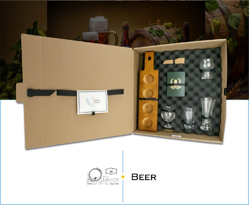 Beer: Plus+ Pack