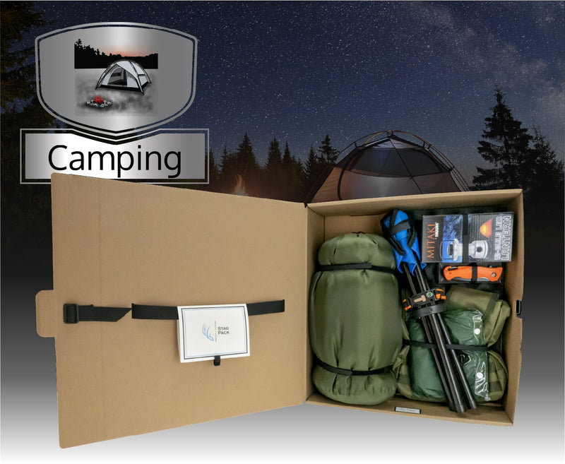 Camping: Plus+ Pack