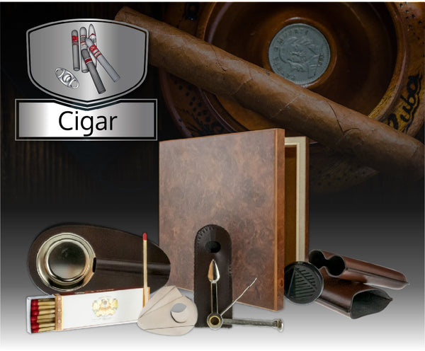 Cigar: Plus+ Pack
