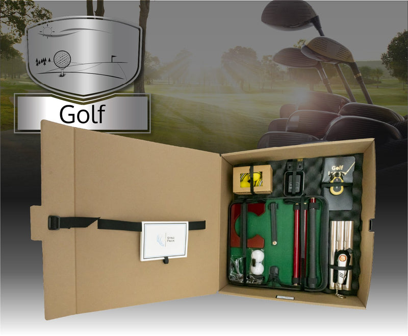 Golf: Plus+ Pack