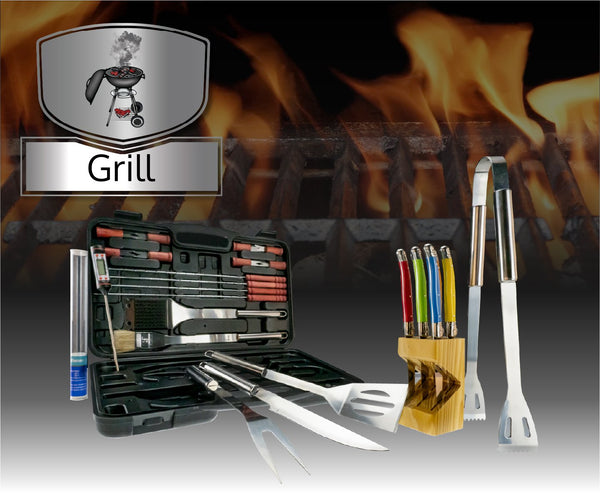 Grill: Plus+ Pack