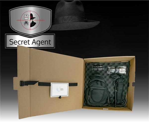Secret Agent: Plus+ Pack