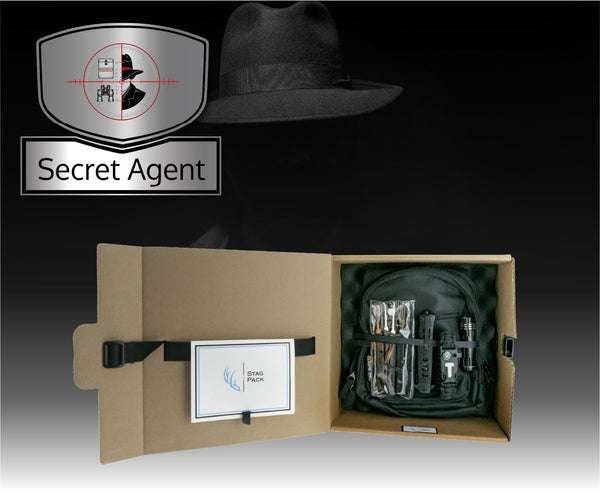 Secret Agent: Core Pack