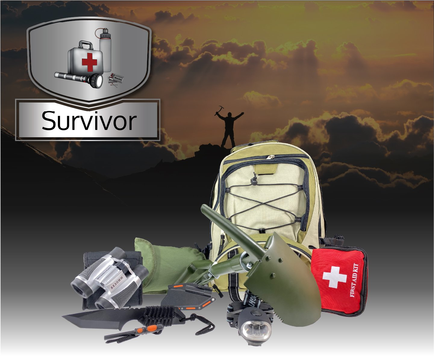 Survivor: Plus+ Pack