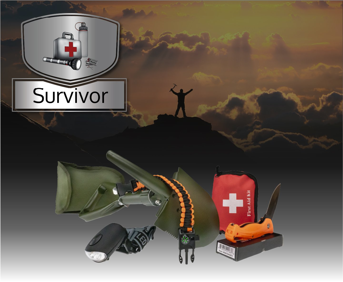 Survivor: Core Pack