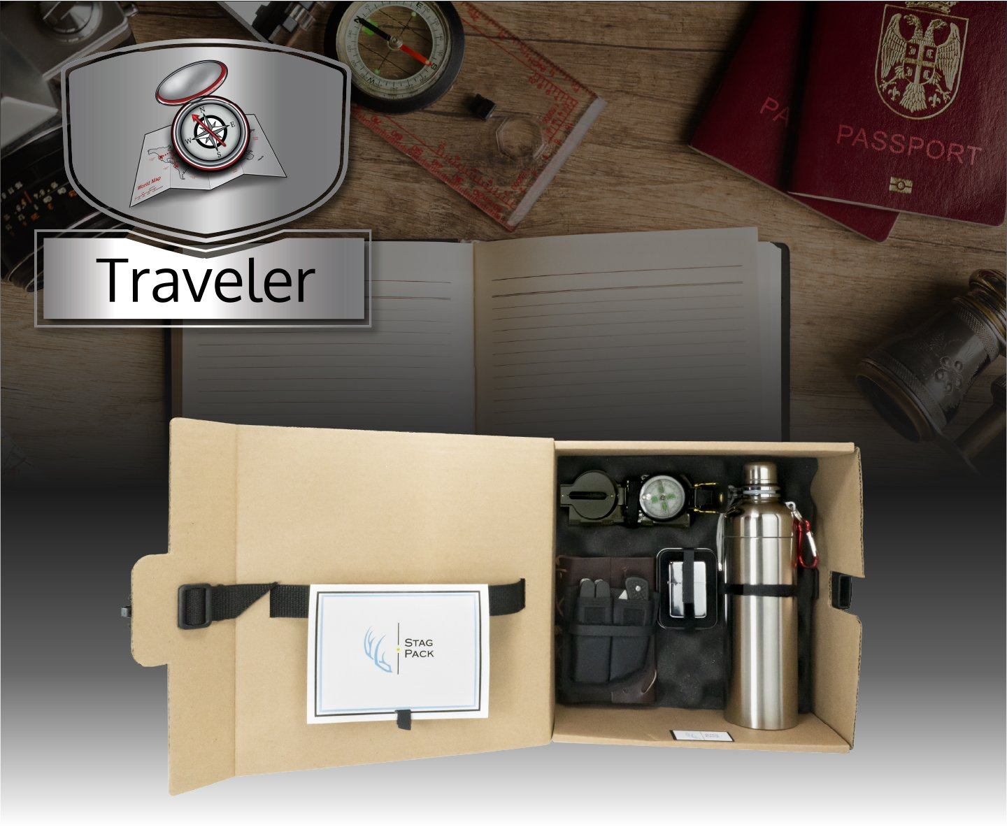 Traveler: Go-Pack