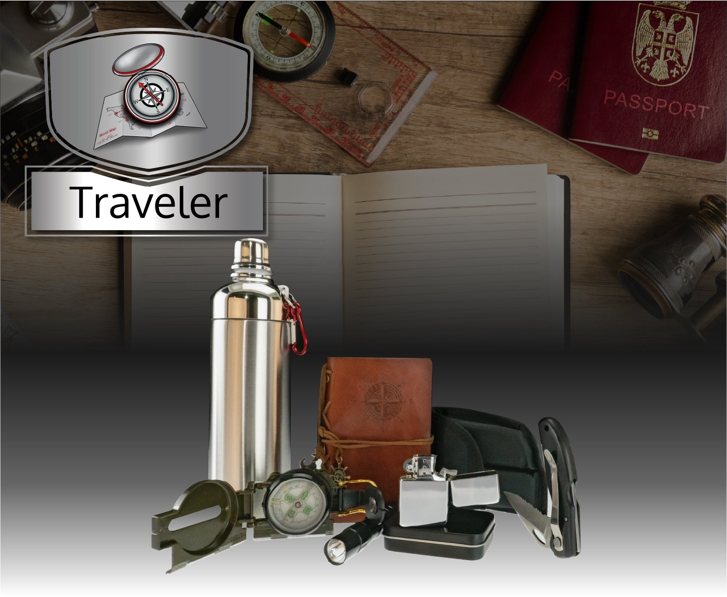 Traveler: Core Pack