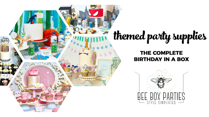 Bee Box Parties