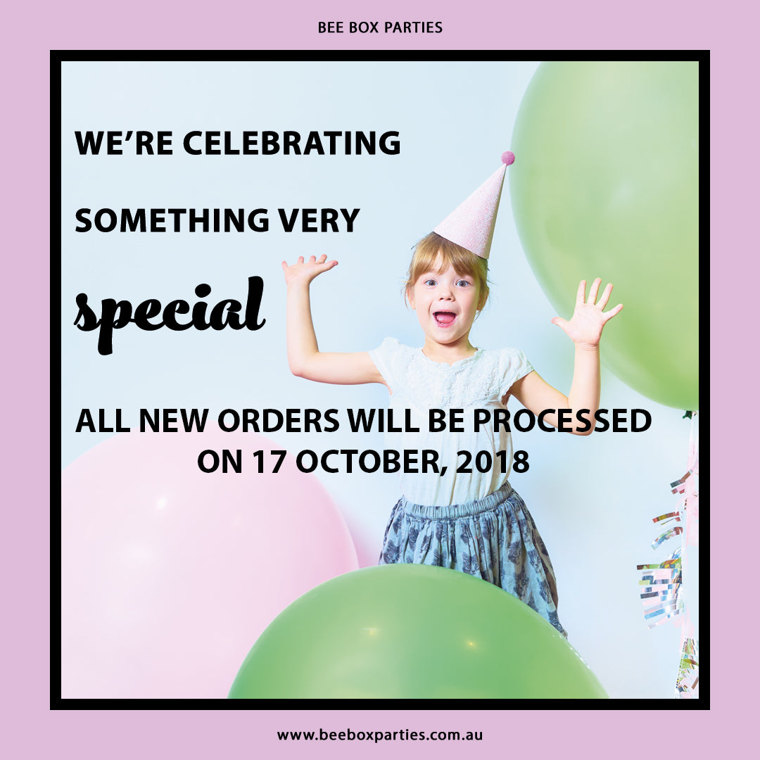 All new will will be processed on 17 October, 2018.