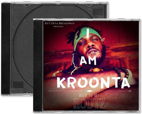 Kroonta Kinte by Johnny Dynamyt Kroon