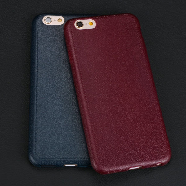 Luxury Soft TPU Cell Phone Cases Back Cover  for iPhone 5 5S SE 6 6S 6Plus 7 7Plus
