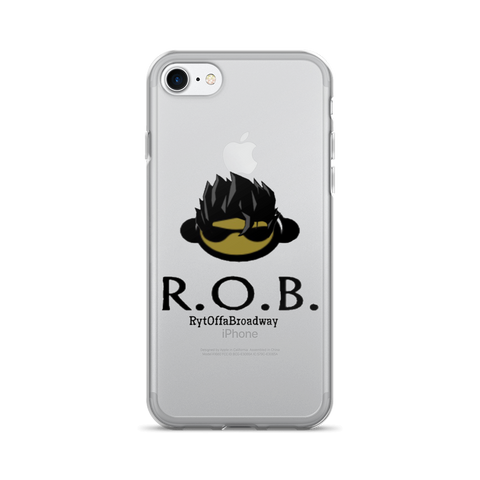 R.O.B. iPhone 7/7 Plus Case