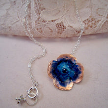 Sm flower necklace - Nora Catherine