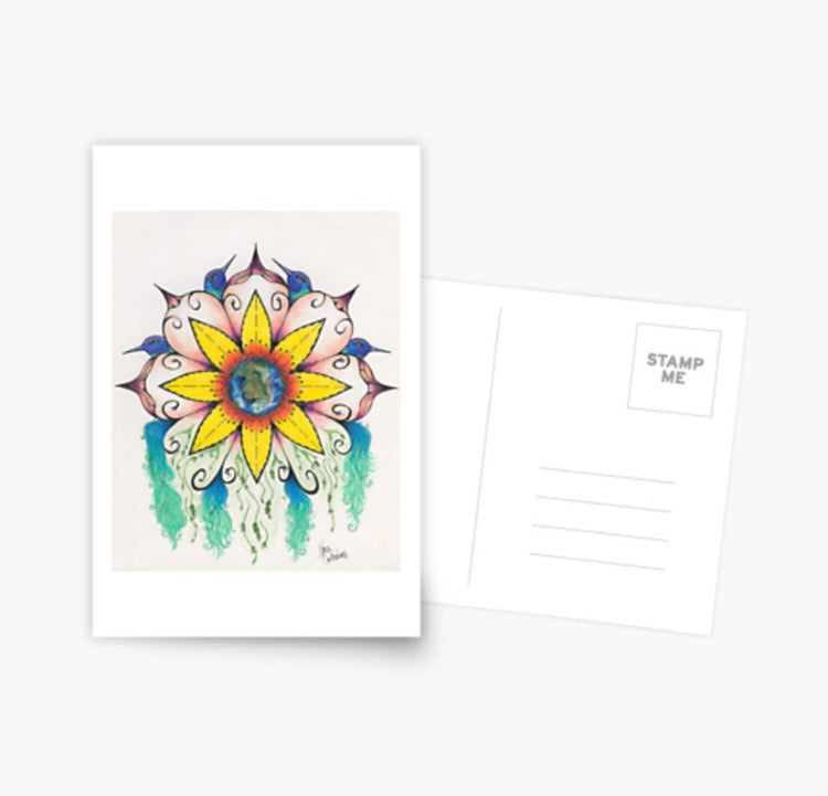 Symphony of Summer  - Greeting Cards and Post Card - Nora Catherine