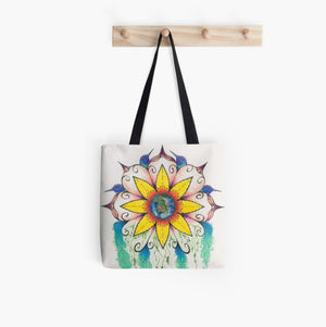 Symphony of Summer tote bag - Nora Catherine