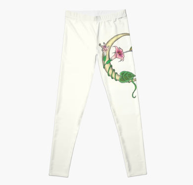 Hummingbird Moon Art legging - Nora Catherine
