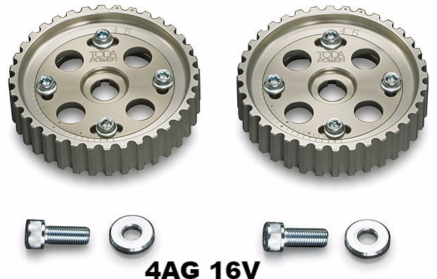 Toyota (4AG & 3SG) Adjustable Campulleys