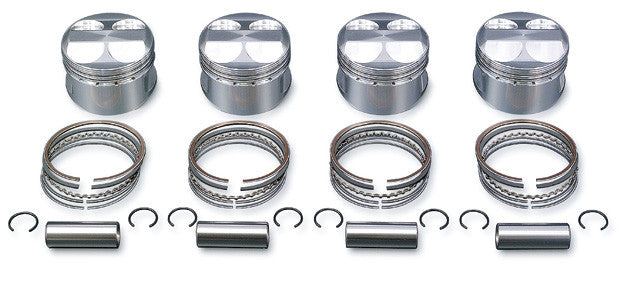 Honda B16A & B18C High Compression Forged Piston Kit