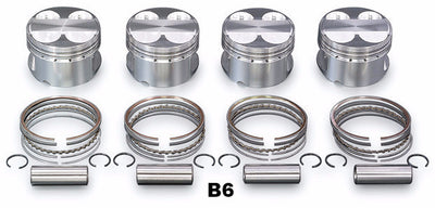Mazda Miata (B6 & BP) High Compression Forged Piston Kit