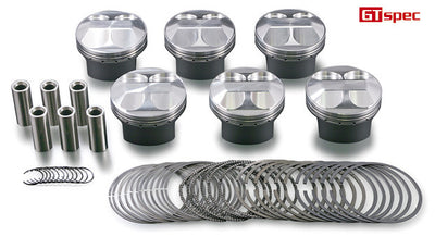 Honda NSX High Compression Forged Piston Kit