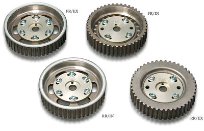 Honda NSX Adjustable Campulleys