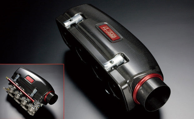 Honda S2000 Dry Carbon High Power Surge Tank