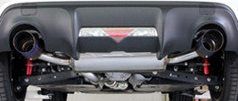 Toyota 86 (FA20) High Power Exhaust System (Single Silencer)