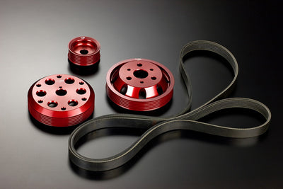Toyota 86 (FA20) Light Weight Front Pulley Kit