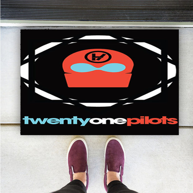 21 PILOTS BAND LOGO TWENTY ONE PILOTS IPAD MINI 1 / 2 / 4
