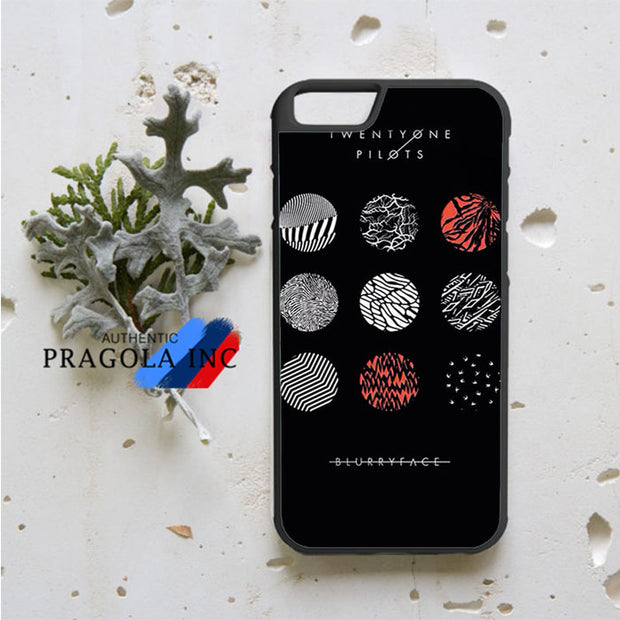 21 PILOTS BLURRYFACE TWENTY ONE PILOTS IPHONE 6 | 6S | 6 PLUS | 6S PLUS