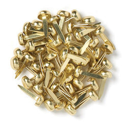 Brass Mini Brads Doodlebug Design