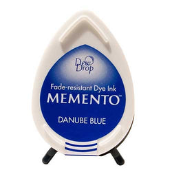 Danube Blue Dew Drop Memento