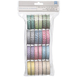 Pastels Bakers Twine Value Pack