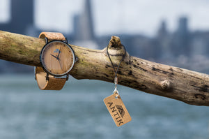 Marrakech - Unisex Wooden Watch