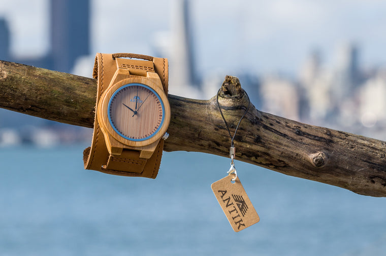 Tunis - Men's Wooden Watch