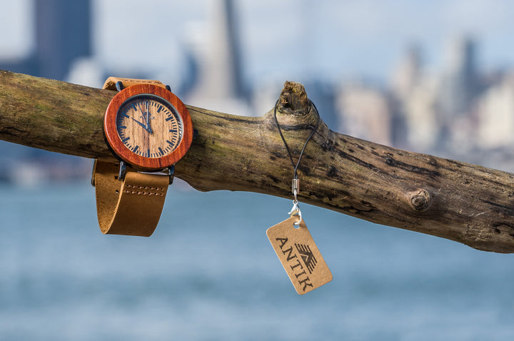 Tangier - Unisex Wooden Watch
