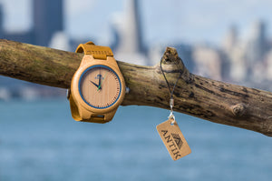 Addis Ababa - Men's Wooden Watch