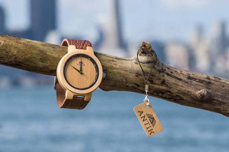 Bamako - Men's Wooden Watch