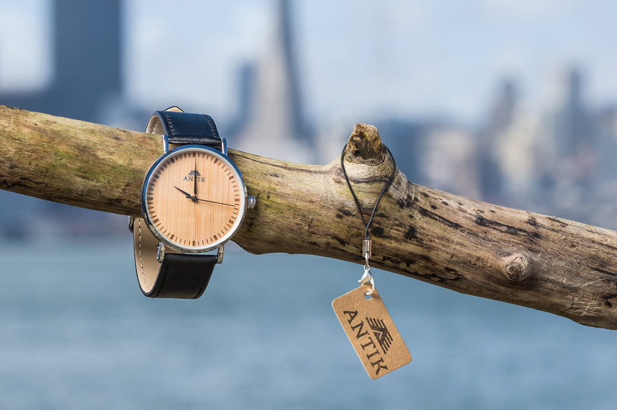Kano - Men's Wooden Watch