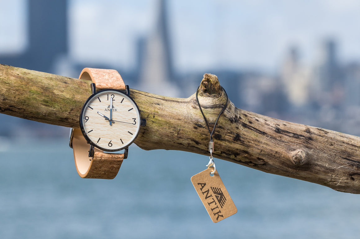 Mogadishu - Unisex Wooden Watch