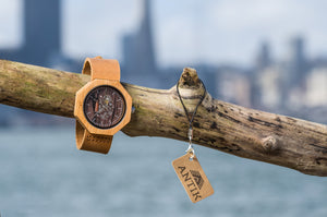 Abidjan - Women's Wooden Watch