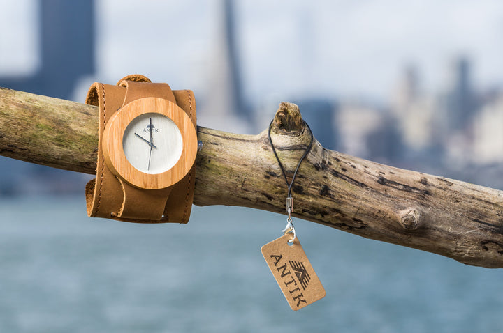 Tripoli - Women's Wooden Watch
