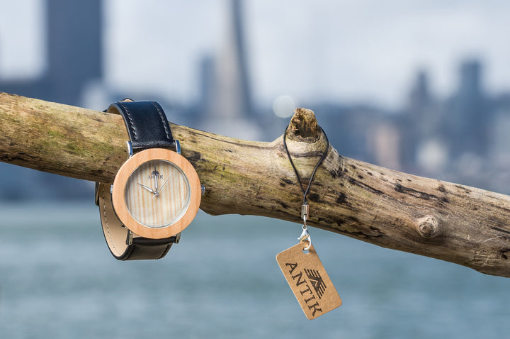 Dakar - Unisex Wooden Watch