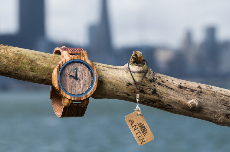 Timbuktu - Men's Wooden Watch