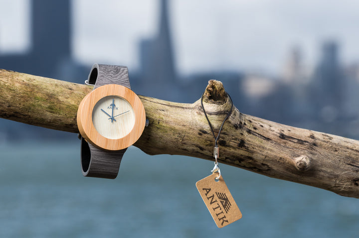 Pretoria - Women's Wooden Watch