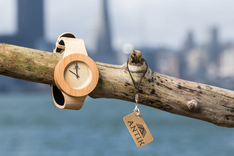 Cape Town - Women's Wooden Watch