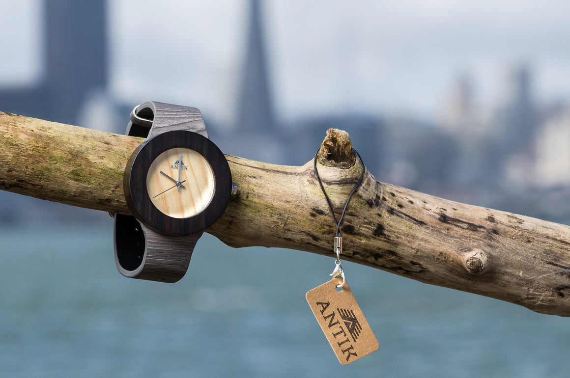 Johannesburg - Women's Wooden Watch