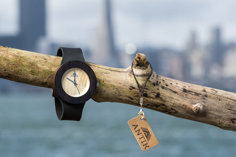 Durban - Women's Wooden Watch
