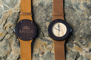 Gauteng - Women's Wooden Watch